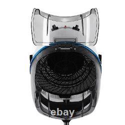 1200W 110V-120V Professional Hair Dryer Hood Portable Salon Hairdresser Floor