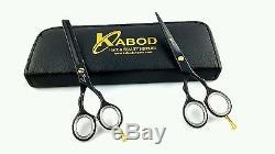 12 Professional Hair Cutting Japanese Scissors Barber Stylist Salon Shears 5.5