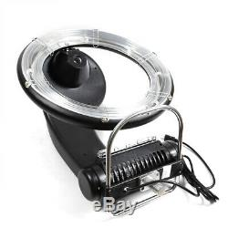 3 In1 Professional Orbiting Rollerball Infrared Hair Dryer Color Processor Salon