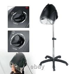 ABC+PC Pro Hair Dryer Color Processor Salon Drying Perming Machine 110V USA