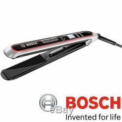 BOSCH Pro-Salon Sensor Hair Straightener with Anti Hair Damage Sensor, LCD