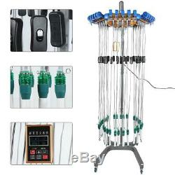 Digital Ceramic Hair Perm Machine Salon Hairdressing Machine +Perm Rod Pro Salon