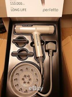 Ga. Ma IQ Perfetto Salon Hair Dryer Gama Professional Hairdryer