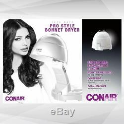 Hair Dryer Hard Bonnet Hat Hood Home Salon Portable Professional Pro 1875 Watt