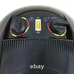 Hair Dryer Timer Swivel Professional Adjustable Hood Caster Salon with Wheels