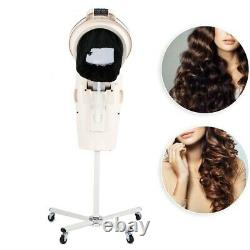 Hairdressing Salon Pro Hair Steamer Rolling Stand Base Hair Styling Care Steamer