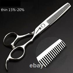Hairdressing Scissors 6 Inch Hairstylist Shear-thinning Hair Salon Professional