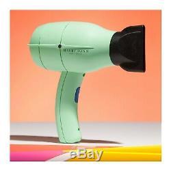 Harry Josh Pro Dryer 2000 Mint Green/Black Hair Salon Cosmetics