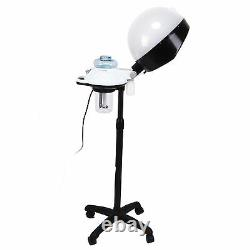 Hood Hair Dryer Salon Spa Hair With Rolling Stand Professional Beauty Equipment