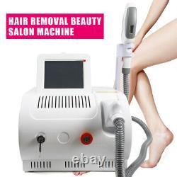 NEW PRO IPL Laser Permanent Hair Removal SHR OPT RF Skin Care Salon Machine USA