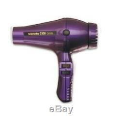 NEW Turbo Power 324A Twinturbo 3200 Professional Violet Salon Hair Dryer