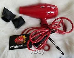 NWOB BaByliss Volare V1/V2 Professional Salon Luxury Hair Dryer Ferrari Engine