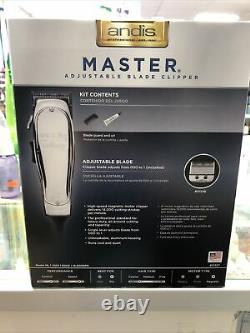 New Andis 01557 Professional Salon Barber Master Hair Clipper Improved 2013