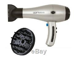 New Fhi Eps2100l Elite Pro Ionic Nano Ceramic Pro Salon Professional Hair Dryer