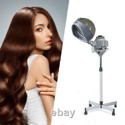 New Hair Steamer Rolling Stand Color Beauty Salon Spa Equipment Professional US