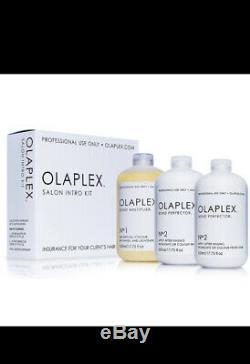 OLAPLEX Hair Perfector Salon Intro Kit Professional Use