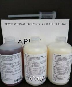 OLAPLEX SALON INTRO KIT, PROFESSIONAL USE 140 APLICATIONS 17.5 Oz /