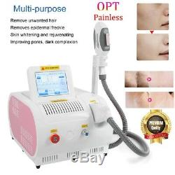 OPT SHR IPL Laser Salon Equipment Skin Care RF Hair Removal Beauty Machine PRO