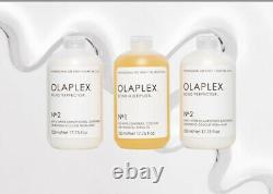 Olaplex Salon Intro Kit No. 1 & No. 2 (2) 17.75 fl. Oz. Each PRO exclusive