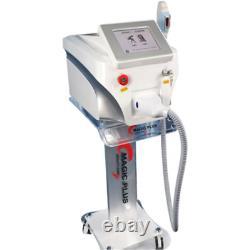 PRO IPL Elight SHR OPT Laser Permanent Hair Removal RF Skin Care Salon Machine