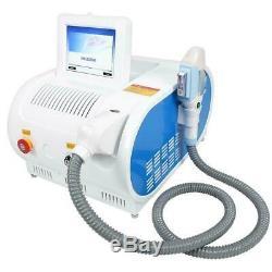 PRO IPL Elight SHR OPT Laser Permanent Hair Removal Skin Care Salon Machine