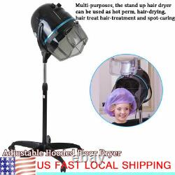 Portable Salon Hair Styling Tools Stand Up Dryer For Professional Salon USA