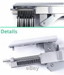 Pro Hair Extension Machine Salon Fusion Tool Connector Hair Extension Kit 6D New