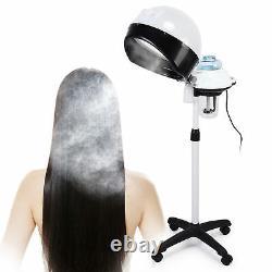 Pro Hair Steamer Hairdressing Care Beauty Salon Spa Hood Color Processor