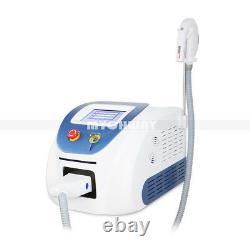 Pro OPT SHR IPL Laser Salon Equipment Skin Care RF Hair Removal Beauty Machine