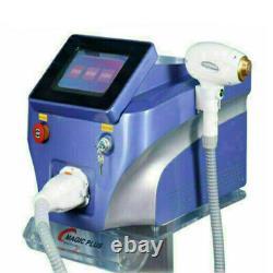 Pro Painless 3 Wavelength Laser Permanent Hair Removal Salon Beauty Machine