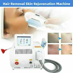 Pro Painless OPT SHR IPL Hair Removal Laser Wrinkle Removal Salon Spa Machine