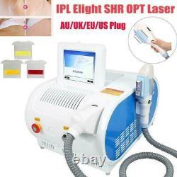 Pro Salon Skincare OPT SHR IPL Therapy Elight Machine Permanent Hair Removal