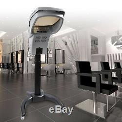 Pro Ultrasonic Ozone Hair Care Salon SPA Steamer Oil Treatment Machine 700W+LCD