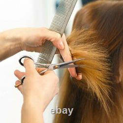 Professional 6 Hairdressing Scissor Barber Salon Hair Cutting Razor Sharp Blade