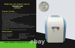 Professional 808Nm Diode Laser Hair Removal portable salon beauty machine