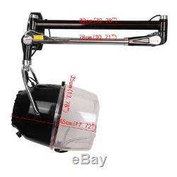 Professional 900W Adjustable Wall Mount Hood Floor Hair Bonnet Dryer Salon