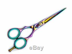Professional Barber Salon Razor Edge Hair Cutting Scissors / Shears (5.5-Inch)