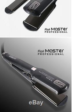 Professional Create Flat Master iron L-Size Hair Salon Straightener KOREA