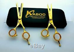 Professional Hair Cutting Japanese Scissors Barber Stylist Salon Shears 5.5