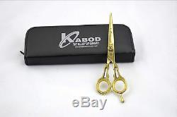 Professional Hair Cutting Japanese Scissors Barber Stylist Salon Shears 6