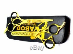 Professional Hair Cutting Japanese Scissors Barber Stylist Salon Shears 7