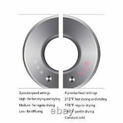 Professional Hair Dryer High Speed Hairdryer Temeperature Control Salon Dryer