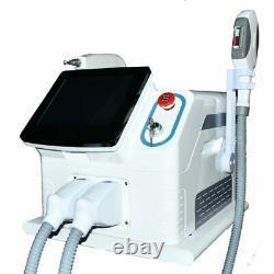 Professional IPL Nd Yag Laser Tattoo Hair Removal Salon Spa Beauty Care Machine