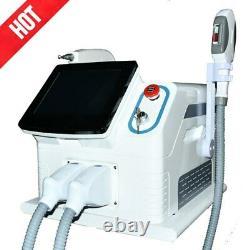 Professional Ipl Nd Yag Laser Tattoo Hair Removal Salon Spa Beauty Machine