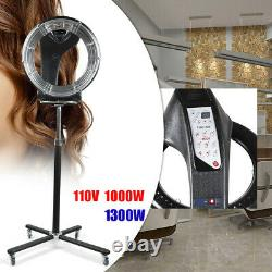Professional Orbiting Rollerball Infrared Hair Dryer Color Processor Salon 3in1