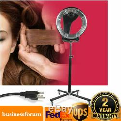 Professional Orbiting Rollerball Infrared Hair Dryer Color Processor Salon USA