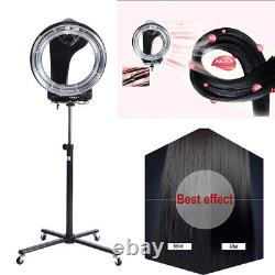 Professional Orbiting Rollerball Infrared Stand Hair Dryer Color Processor Salon