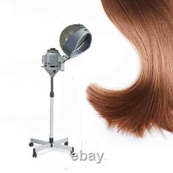 Professional Rolling Hair Steamer Salon Color Processor Conditioning Hood 650W
