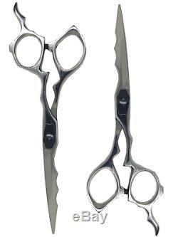 Professional Salon Hair Cutting Hairdressing Scissors Barber Shears Razor 6.5