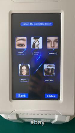 Professional Spa Salon OPT IPL SHR Laser Hair Spot Tattoo Removal Beauty Machine